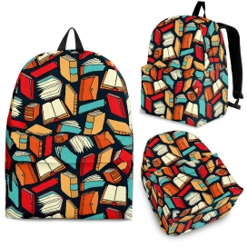 Book Lovers Backpack