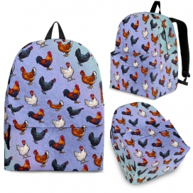 Farm Chicken Backpack
