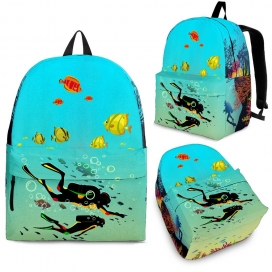 Scuba Backpack