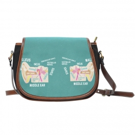 Audiologist Saddle Bag