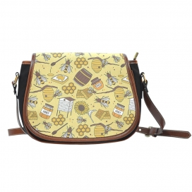 Bee Keeper Saddle Bag