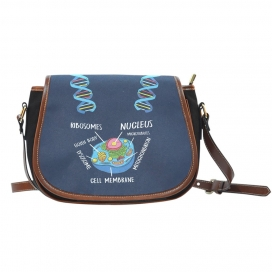 Biology Saddle Bag
