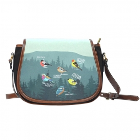 Bird Watching Saddle Bag