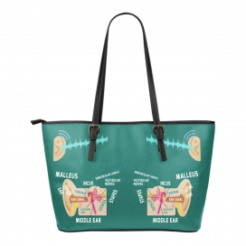 Audiologist Tote Bag