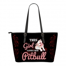 Pit Bull Tote Bag-Clearance